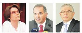"""Η ηγεσία του Υπουργείου Υγείας στο """"κάδρο"""" του ανασχηματισμού"""