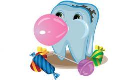 Δόντια γερά, χωρίς να στερηθούμε τη ζάχαρη και τα γλυκά