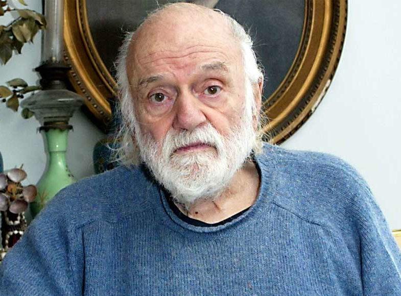 Έκκληση για αίμα για τον αγαπημένο λογοτέχνη Νάνο Βαλαωρίτη