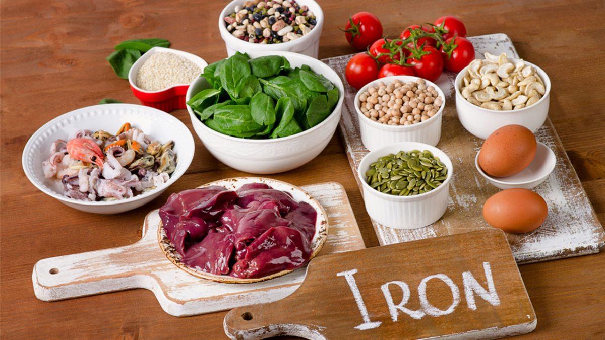 Αναιμία λόγω έλλειψης σιδήρου: Συμπτώματα, διάγνωση & διατροφή