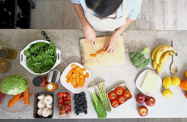 λαχανικά για πιο σωστή διατροφή
