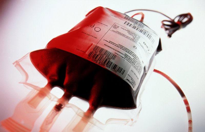 Κατά 50% μειώθηκε η συλλογή αίματος τον Αύγουστο