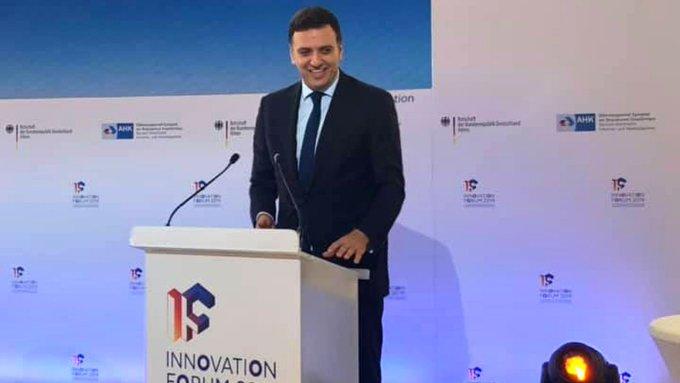 Βασίλης Κικίλιας: Η ανάπτυξη θα έρθει μέσα από την έρευνα και την καινοτομία