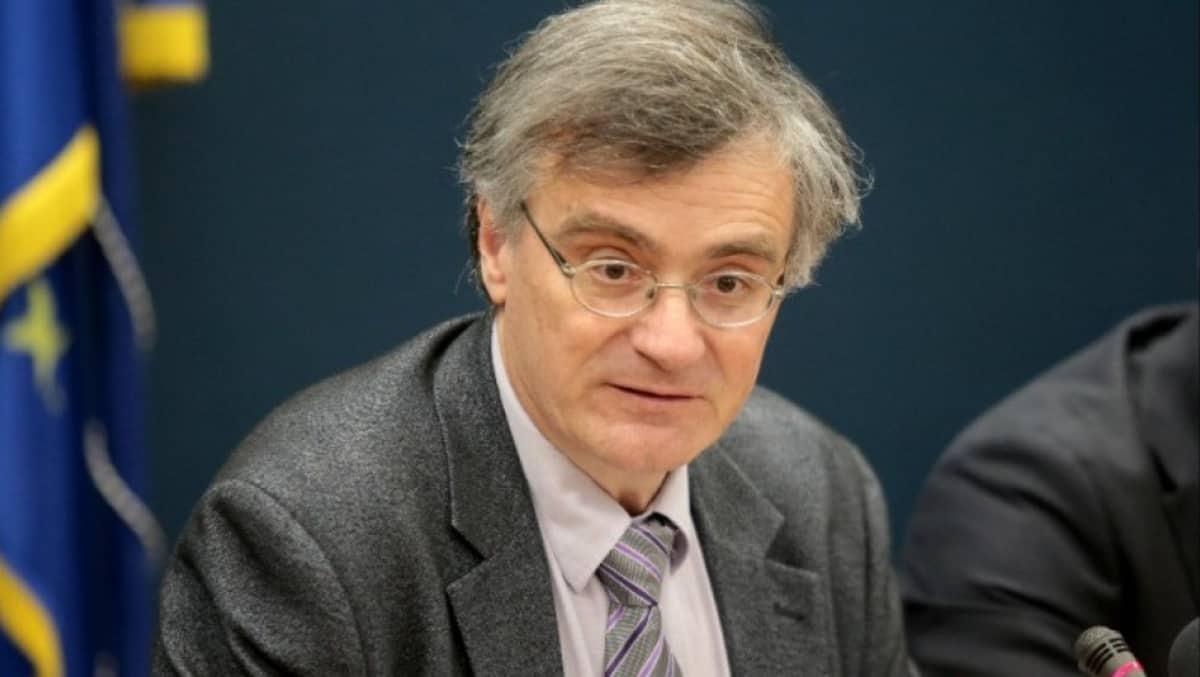 Σωτήρης Τσιόδρας: Θα χρειαστούμε 3-4 χρόνια μετά την πανδημία, για ν' αντιμετωπίσουμε τις επιπτώσεις