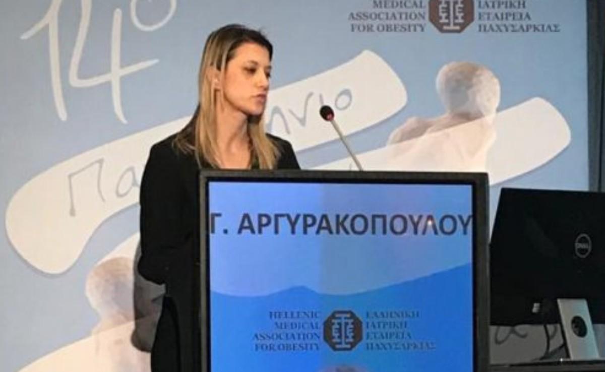 """Γεωργία Αργυρακοπούλου στο healthview.gr: Είμαστε ακόμη μεταξύ των """"πρωταθλητών"""" στην παχυσαρκία"""