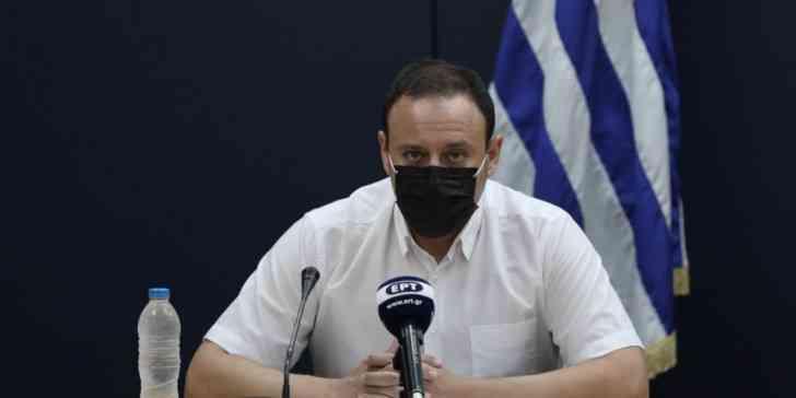Μαγιορκίνης: Τάση υποχώρησης στον αριθμό των κρουσμάτων – Αναβαθμισμένη η χρήση μάσκας στην πανδημία