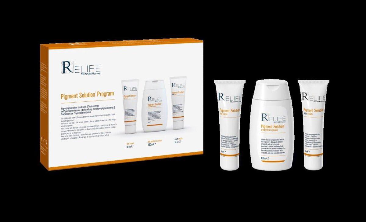 Η Menarini Hellas επεκτείνει τη δραστηριότητά της στους τομείς Δερματολογίας και Αισθητικής Ιατρικής με τη σειρά προϊόντων RELIFE