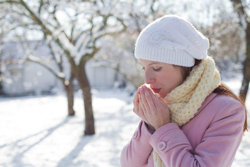 Κρύο: Πως μας αδυνατίζει