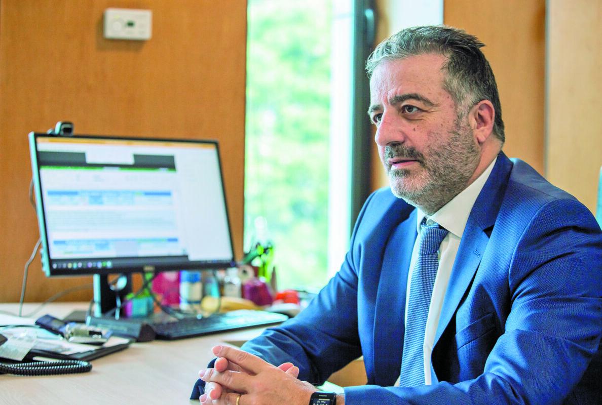 Βασίλης Γούναρης, Πρόεδρος Συνδέσμου Βιομηχανιών Πλαστικών Ελλάδος: Η αξία του πλαστικού στον τομέα της Υγείας
