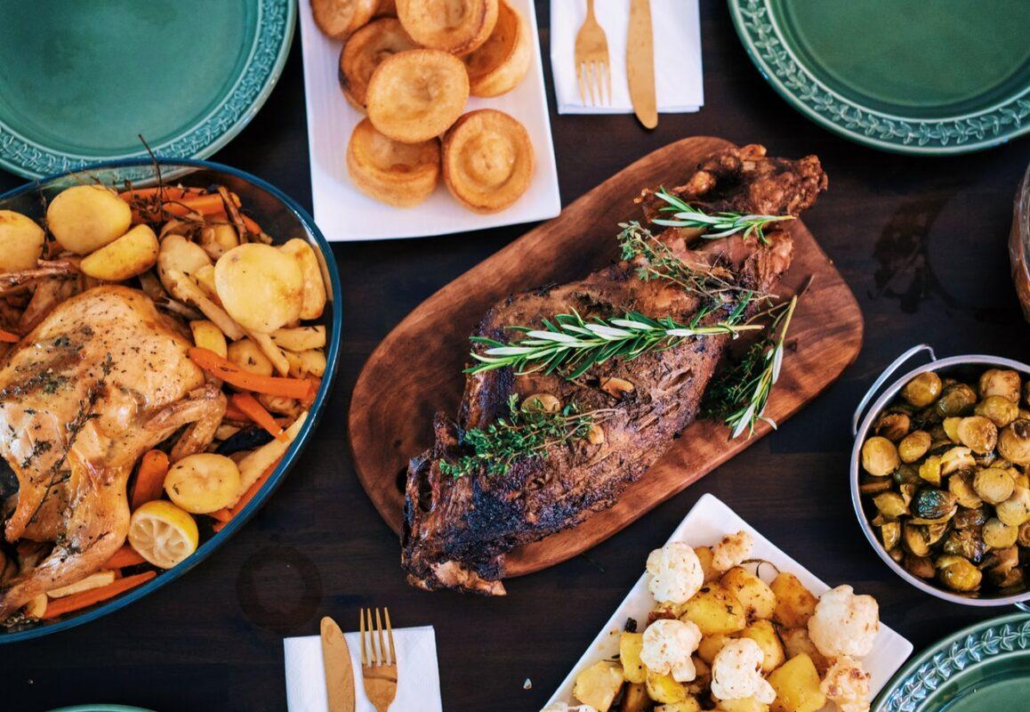 φαγητό για το Πάσχα