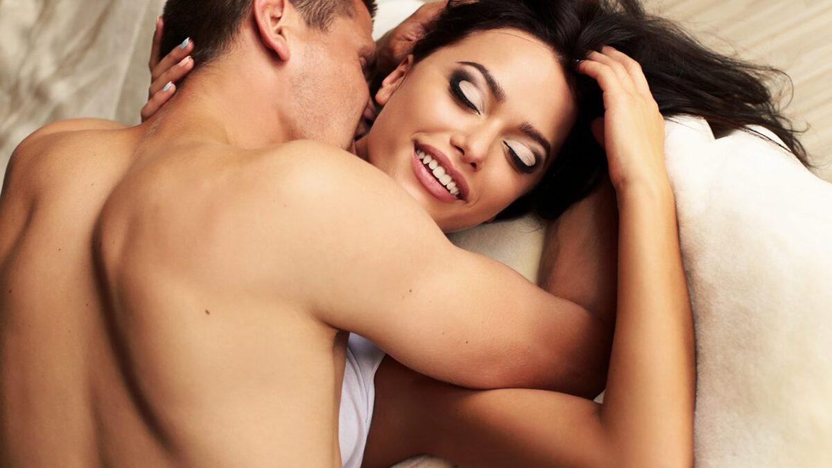 ζευγάρι κάνει σεξ