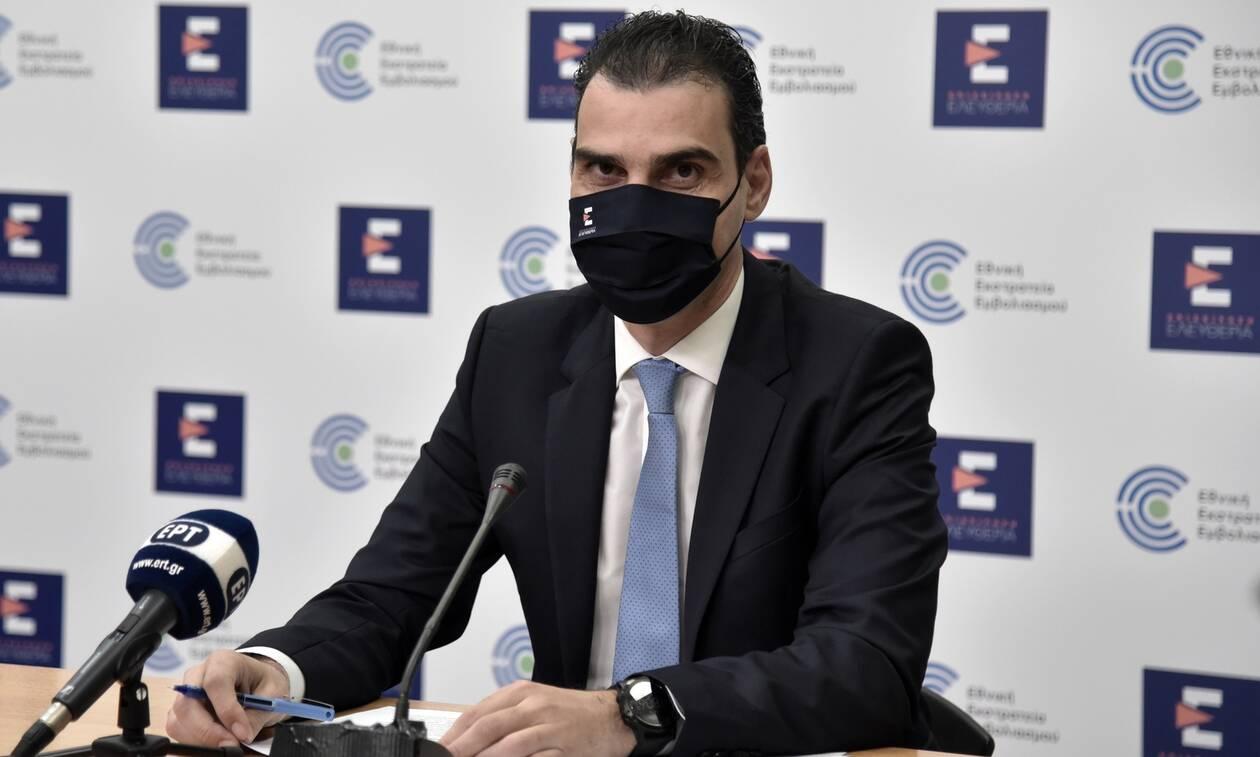 Θεμιστοκλέους: Ανοίγει η πλατφόρμα για τη δεύτερη δόση με Johnson & Johnson – Η πορεία των εμβολιασμών στην Ελλάδα