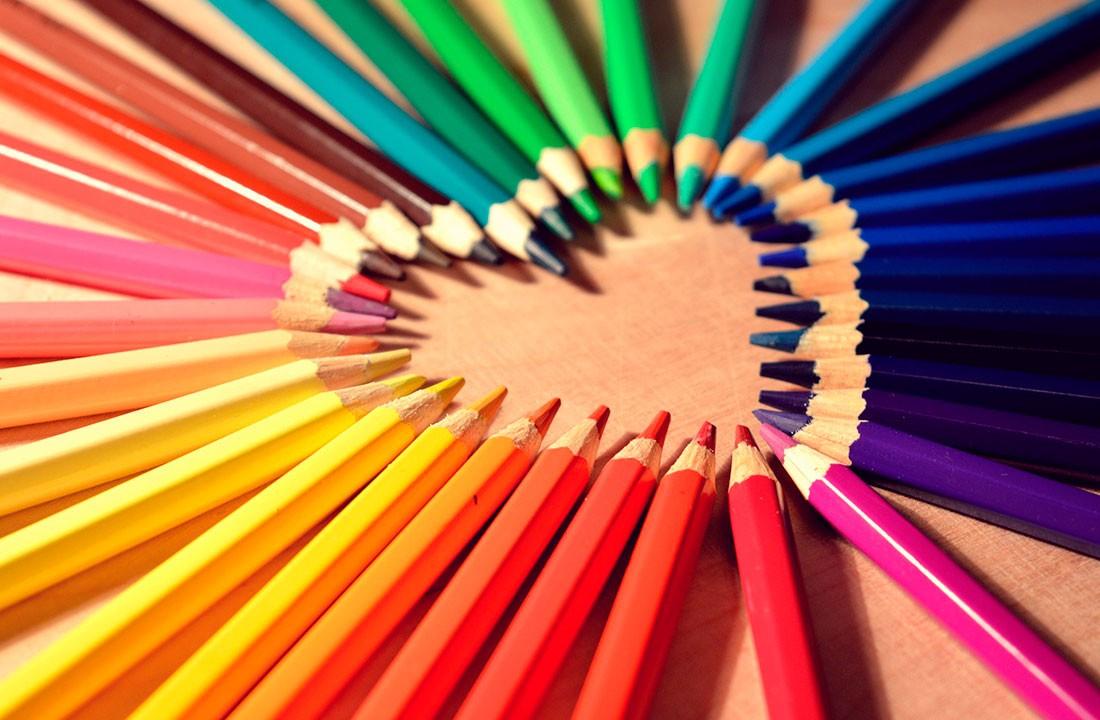 χρώματα που μπορεί να δείξουν τον χαρακτήρα μας