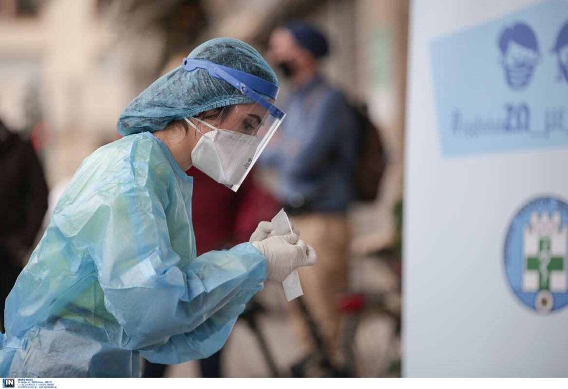 Κορονοϊός: Στα 3.065 τα νέα κρούσματα και 336 οι διασωληνωμένοι – 32 θάνατοι